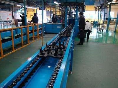 重型自动生产线