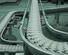 柔性链输送带